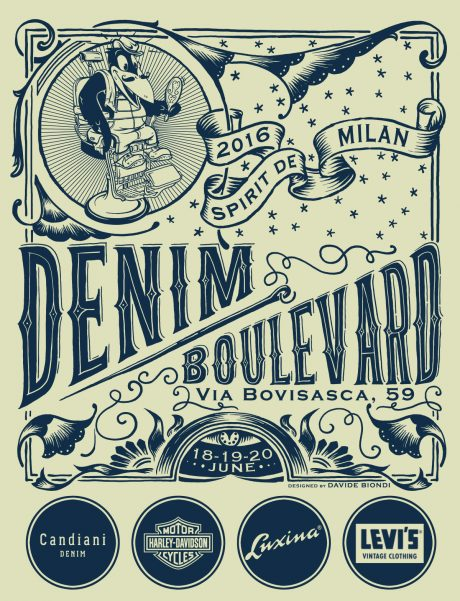 denim boulevard 2016 flyer