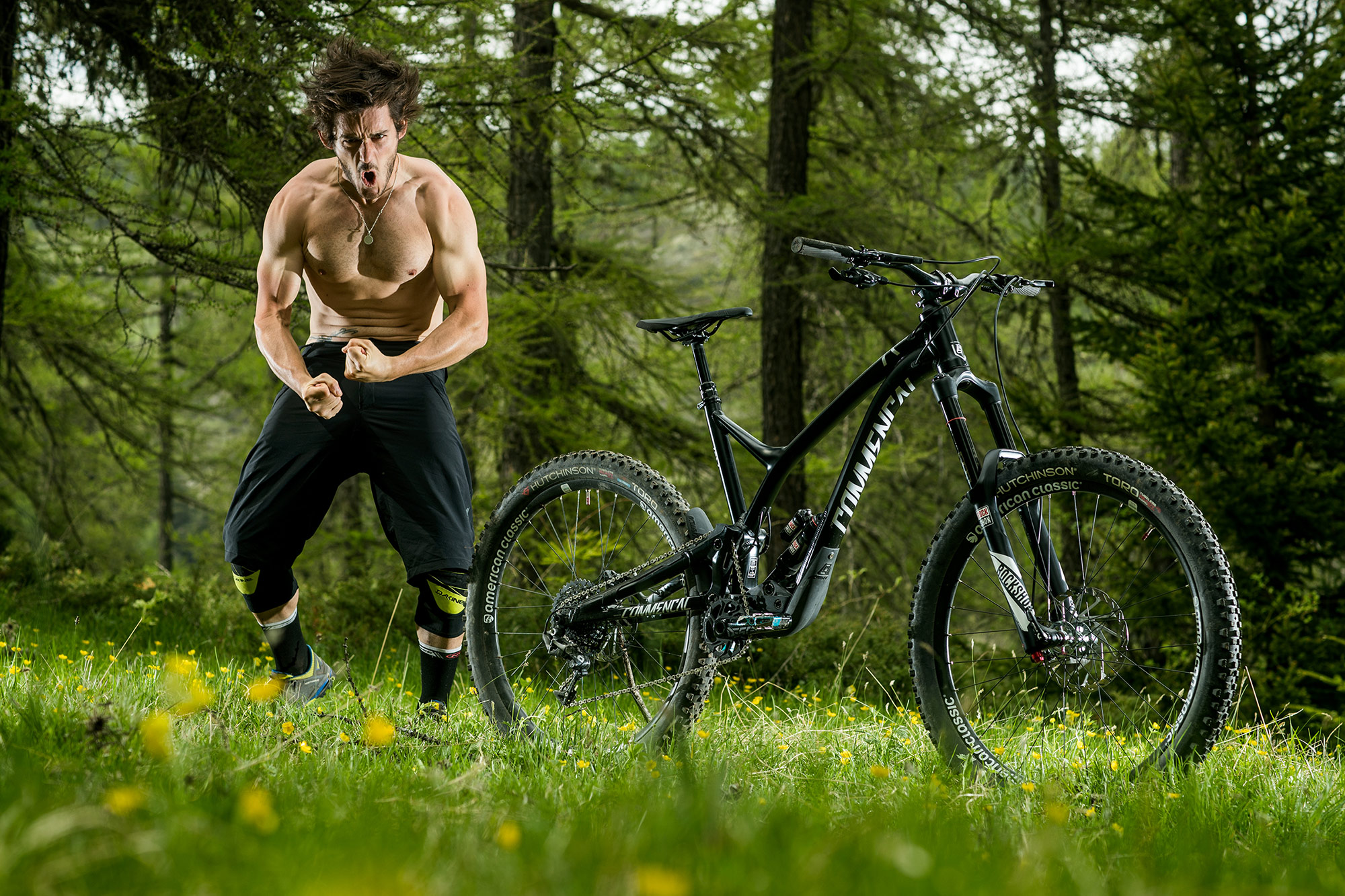 New Commencal Supreme SX - Yoann Barelli