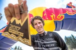Semenuk claims fifth Red Bull Joyride title